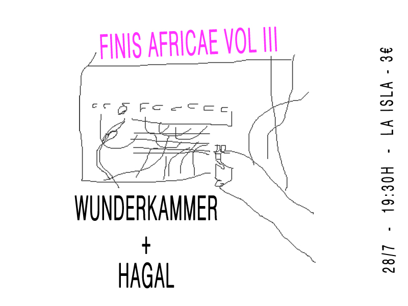 Hagal + Wunderkammer a la Isla