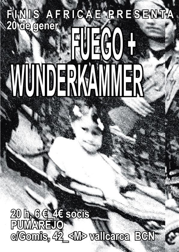 Fuego + Wunderkammer